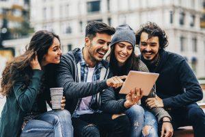 baby boomers y los millennials