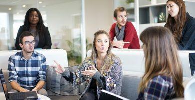 Generación millennials en el trabajo