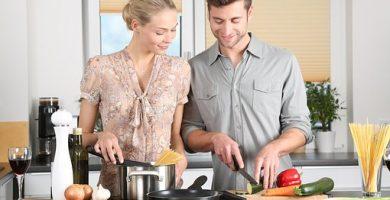 Los millennials y la cocina