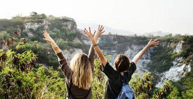 Millennials turistas