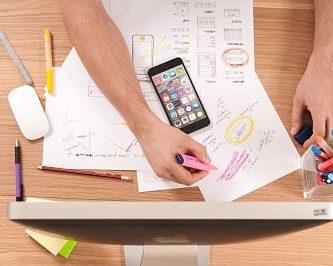 diseñando website
